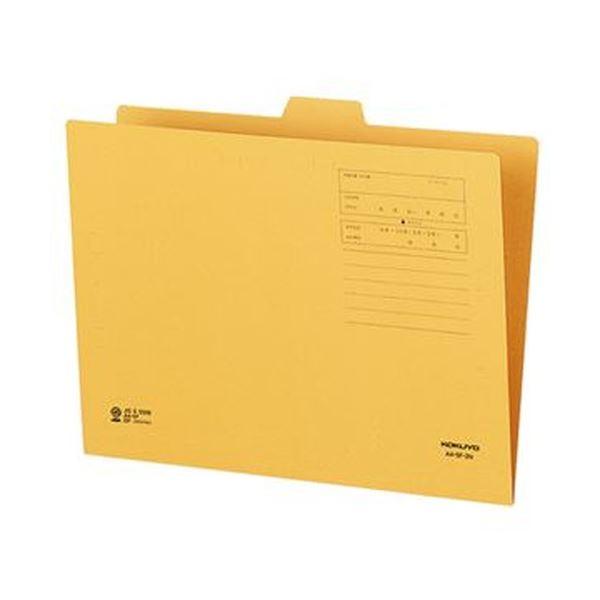 (まとめ)コクヨ 1/5カットフォルダー A4第3見出し A4-5F-3N 1セット(20冊)【×10セット】 送料無料!