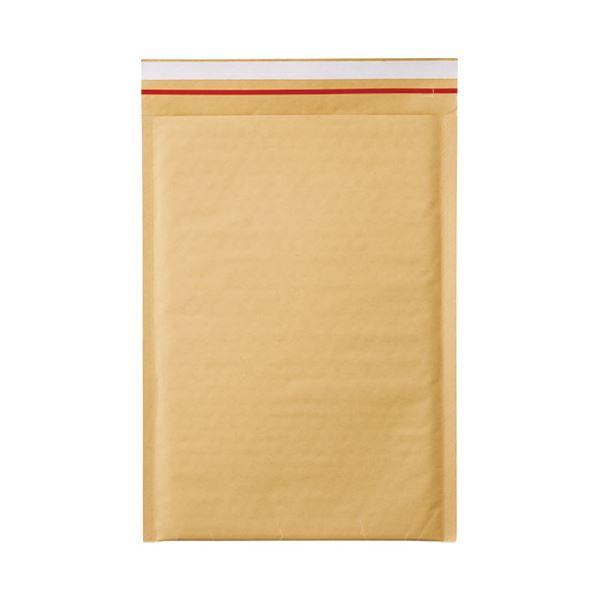 (まとめ)今村紙工 クッション封筒 茶テープ付 A4サイズ用10枚【×10セット】 送料込!