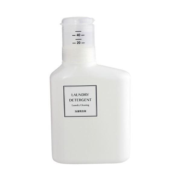 (まとめ)レック 押して計る洗濯洗剤ボトル1000mL(×20セット) 送料無料!