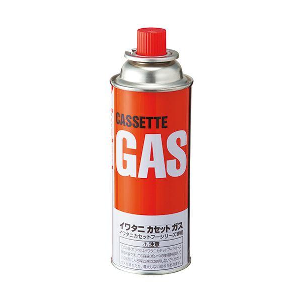岩谷産業 カセットガス オレンジ250g/本 CB-250-OR 1セット(48本:3本×16パック) 送料無料!