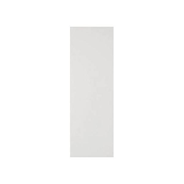 (まとめ) TRUSCOマグネットシート艶有100×300mm 白 MS-A1-W 1枚 【×50セット】 送料無料!