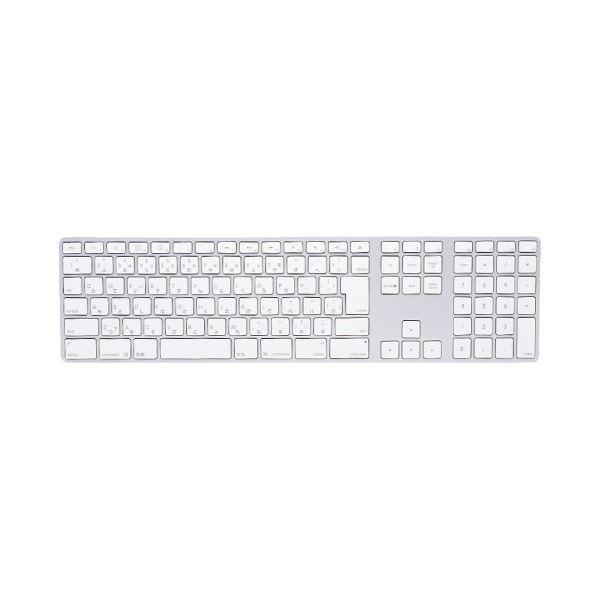 (まとめ) サンワサプライ キーボード防塵カバーApple Keyboard(JIS) MB110J/A用 FA-TMAC1 1枚 【×10セット】 送料無料!