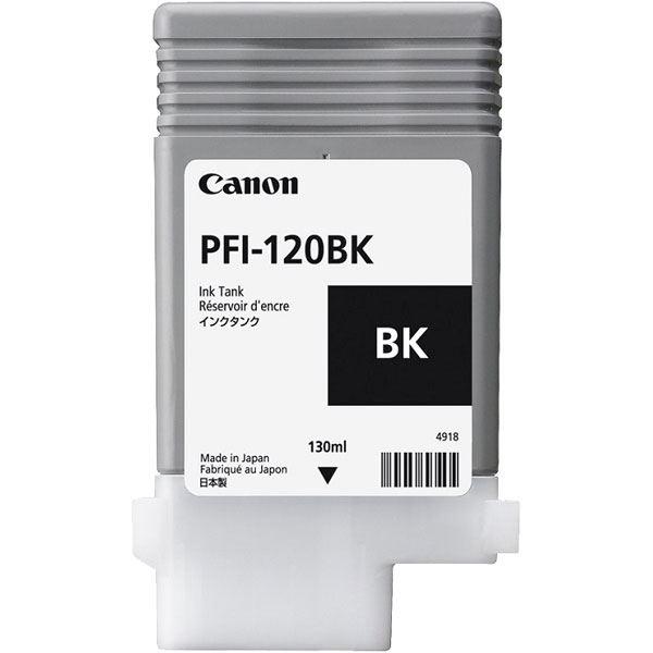 (業務用5セット)【純正品】CANON 2885C001 PFI-120BK インクタンク ブラック 送料無料!