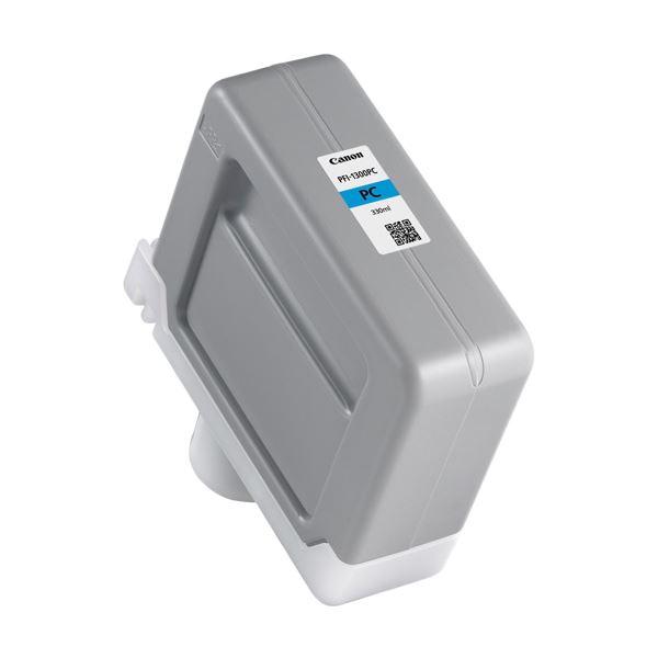 インクタンク PFI-1300 PC フォトシアン 送料無料!