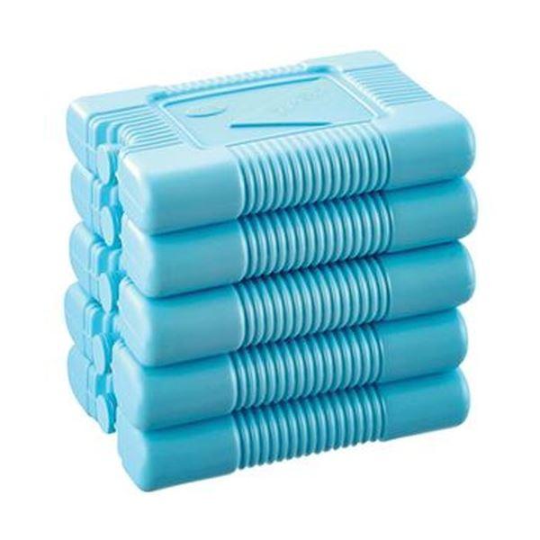 (まとめ)三重化学工業 保冷剤 スノーパックエムアール 500g MR-50-5P 1袋(5個)【×10セット】 送料込!