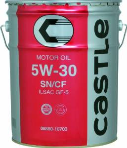 CASTLE キャッスル SN-CF 5W30 20L SN/CF 5W30