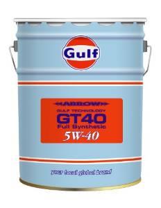 Gulf ガルフ アロー GT40 5W40 20L 5W40