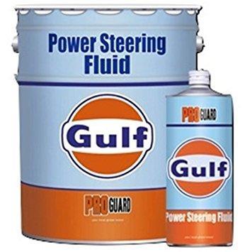 Gulf お買い得品 ガルフ プロガード 1着でも送料無料 1L パワーステアリングフルード