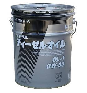 TOYOTA トヨタ ディーゼルDL-1 0W30 20L DL-1 0W30