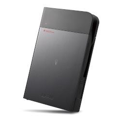 HDS-PZN1.0U3TV3 ICカードセキュリティ 耐衝撃ポータブルHDD 1TB(HDS-PZN1.0U3TV3)