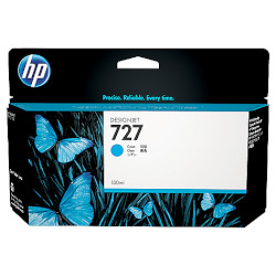 HP 727 シアンインク130ml(B3P19A)