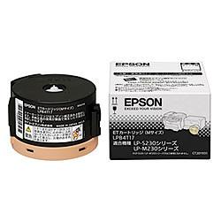 EPSON ETカートリッジ LPB4T17 Mサイズ 2,500ページ