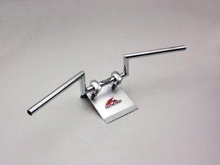 ハリケーン H710-095C 100ロボット2型 ハンドルSET クロームメッキ バリオス('91~'94)