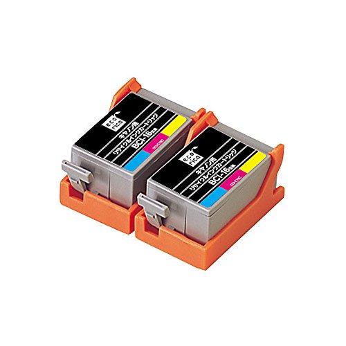 リサイクルインクカートリッジ CANON カラー 3色 BCI-16CLR ECI-C16C