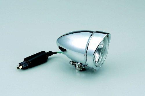 ハリケーン HA5613 4.5マルチスリム ヘッドライト クロームメッキ 汎用
