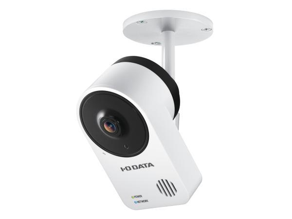防塵・防水IP65準拠屋外用PoE給電対応ネットワークカメラ「Qwatch」(TS-NA220)