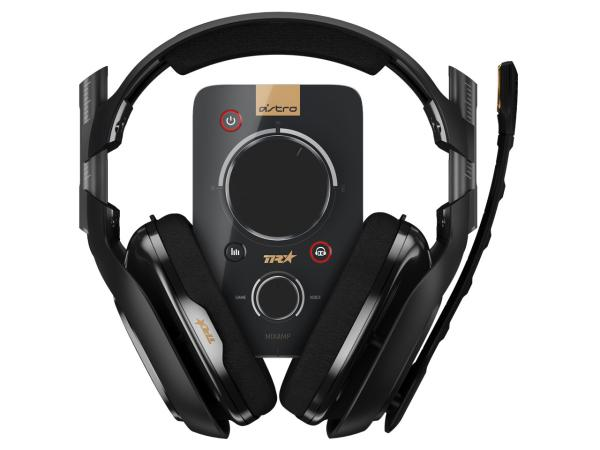 LOGICOOL Astro A40 TR+MixAmp A40TR-MAP ブラック