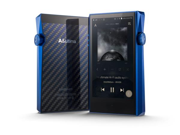 Astell&Kern A&ultima SP1000M Lapis Blue(AK-SP1000M-LB)