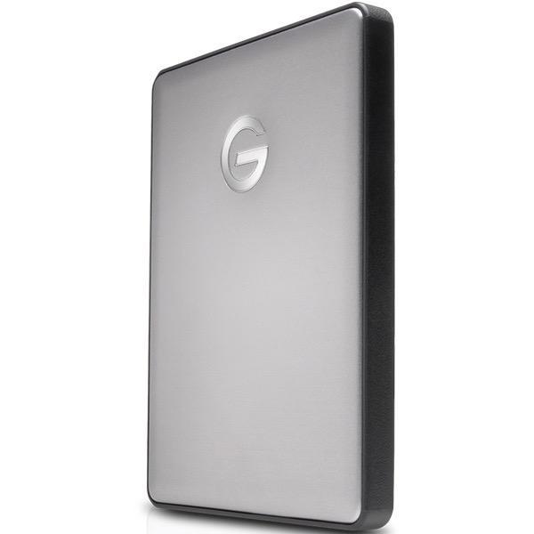 G-DRIVE mobile USB-C 1000GB Space Gray WW v2(0G10265)