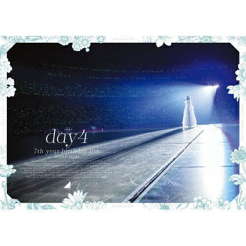7th YEAR BIRTHDAY LIVE Day4 乃木坂46 【メール便発送・同梱不可】