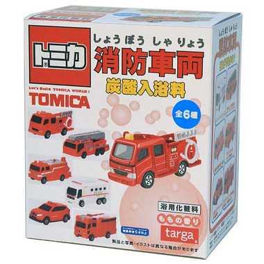 購買 トミカ消防車両炭酸入浴料 オープニング 大放出セール 入数12 送料込み