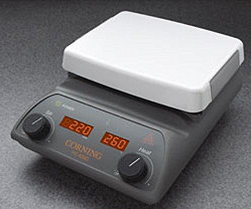 デジタルホットプレートスターラー 撹拌容量10L1-9458-02 送料無料,大人気