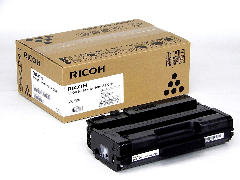 RICOH SP トナーカートリッジ 3700H(513826)