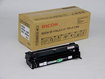 RICOH SP ドラムユニット ブラック C350(512584)