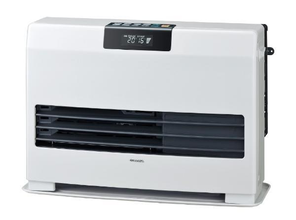 FFWG52SA FF式温風ストーブFF-WG52SA(ナチュラルホワイト) FF-WG52SA ナチュラルホワイト [11~20畳 /21~30畳]