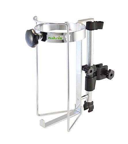 車椅子用酸素ボンベキャリアー 発売モデル 0-6651-01 年末年始大決算 送料込み