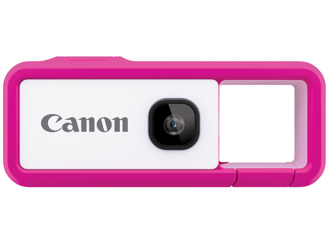 キヤノンデジタルカメラ iNSPiC REC FV-100 PINK(FV-100 PINK)
