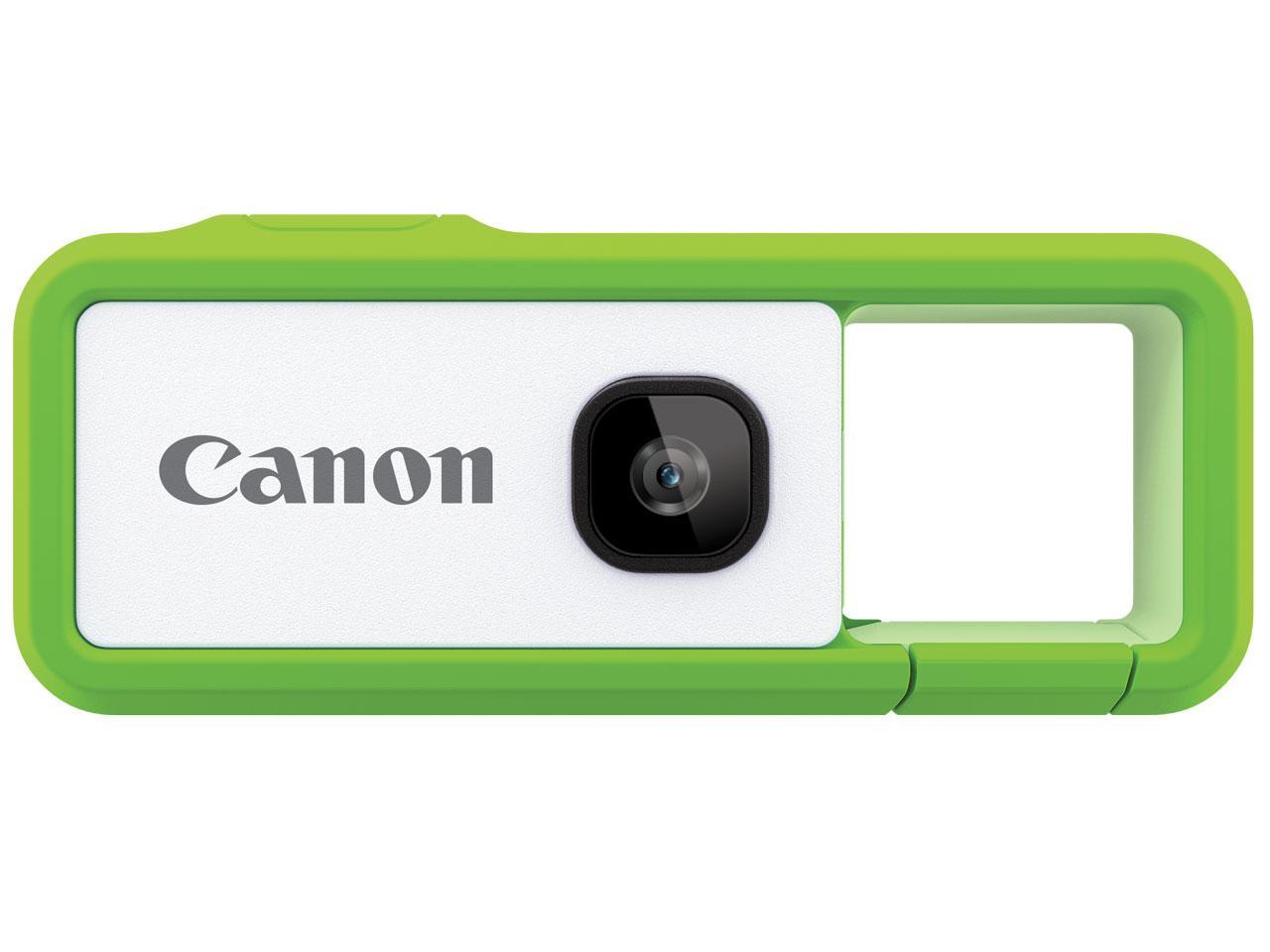 キヤノンデジタルカメラ iNSPiC REC FV-100 GREEN(FV-100 GREEN)