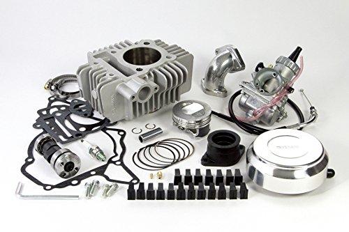 Hyper S-Stage ボアアップキット 138cc KSR110 品番:01-05-5164