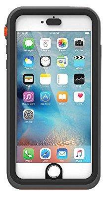 iPhone 6s Plus/6 Plus 完全防水ケース ブラックオレンジ(CT-WPIP155-BKOR)