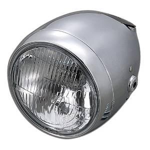 79159 ビンテージSヘッドライト (クローム)