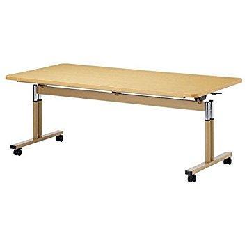 T字脚昇降式テーブル TRタイプ 角型 TR-2190 210×90(cm)