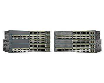 Catalyst 2960 Plus 48 10/100 + 2 T/SFP LAN Base(WS-C2960+48TC-L)