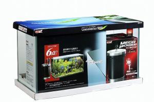 グラステリア900 6点セット(900×400×H505mm) 【セット水槽/大型水槽(90cm以上)】【送料無料】