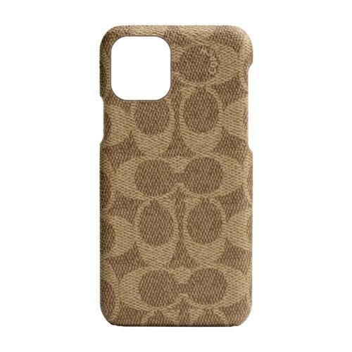 iPhone 11 Pro SLIM WRAP CASE SIGNATURE C WRAP Khaki(CIPH-016-SCKHK)