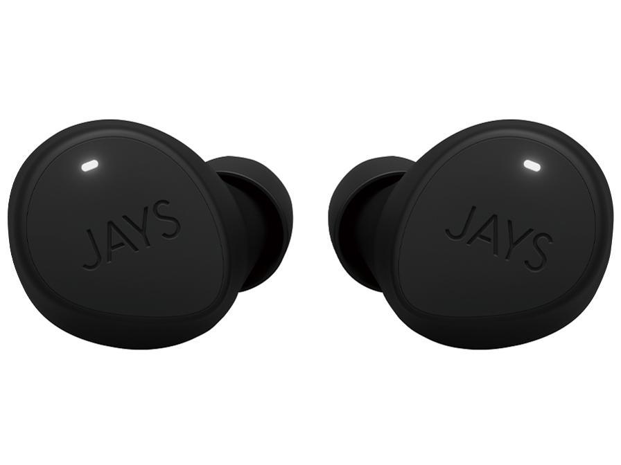 m-Seven True Wireless(ブラック・ブラック) JS-MSTW-B/B(JS-MSTW-B/B)