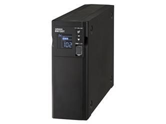 無停電電源装置(常時商用給電/正弦波出力) 1000VA/610W BW100T(BW100T)