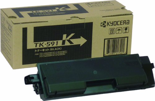 トナーカートリッジ TK-591K ブラック