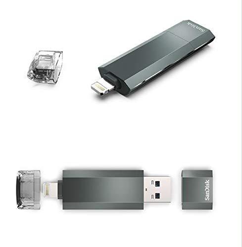 *iXpand Smart フラッシュドライブ 64GB(SDIX10N-064G-JSACE)