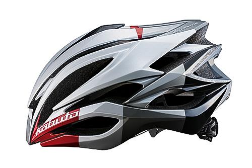 OGK Kabuto ZENARD-EX ヘルメット ホワイトレッド L(ZENARD-EX)