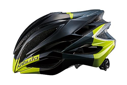 OGK Kabuto ZENARD-EX ヘルメット ブラックグリーン L(ZENARD-EX)