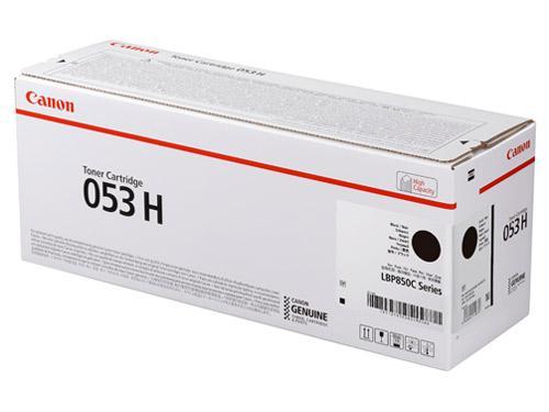 CRG-053HBLK トナーカートリッジ053 H ブラック(2197C001)