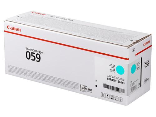 CRG-059CYN トナーカートリッジ059 シアン(3622C001)