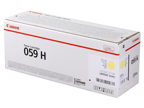CRG-059HYEL トナーカートリッジ059 H イエロー(3624C001)