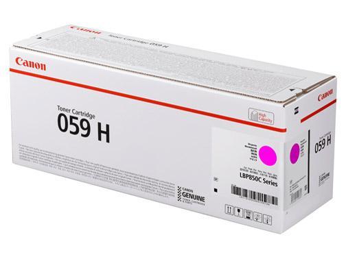 CRG-059HMAG トナーカートリッジ059 H マゼンタ(3625C001)