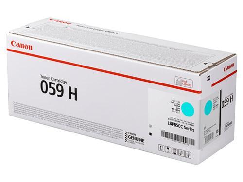 CRG-059HCYN トナーカートリッジ59 H シアン(3626C001)